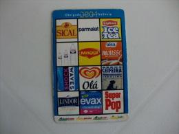 Drink Torrefaction Coffee/Caf�/Caffe Sical Portuguese Pocket Calendar 2001