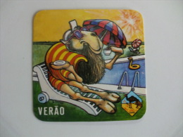 Drink Torrefaction Coffee/Caf�/Caffe Camelo ( Ver�o ) Portuguese Pocket Calendar 1993