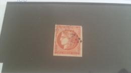 LOT 233014 TIMBRE DE FRANCE OBLITERE N�48d VALEUR 900 EUROS