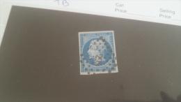 LOT 233050 TIMBRE DE FRANCE OBLITERE N�14B TB