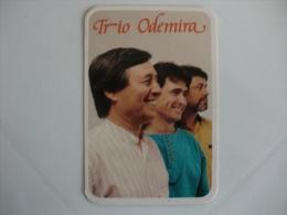 Drink Beer Sagres  Trio Odemira Portuguese Pocket Calendar 1988