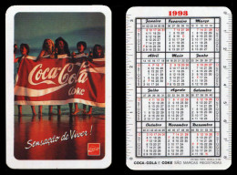 Calendar pocket 1993 - COCA-COLA - edited in Portugal
