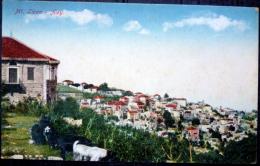 LIBAN MONT LIBAN  ALEY VUE GENERALE  1929
