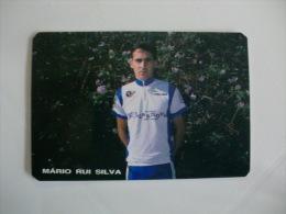 Cycling/Cyclisme M�rio Rui Silva Portuguese Pocket Calendar 1996