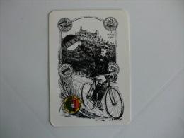 Cycling/Cyclisme Federa��o Portuguesa de Ciclismo Portuguese Pocket Calendar 1992