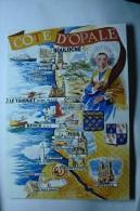 D 62 - Boulogne, Le Portel, Hardelot Plage, Equihen, Sainte Cécile, Le Touquet, Etaples, Stella, Merlimont, Fort Mahon, - Non Classés