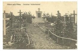 VILLERS SOUS PRENY-Deutsher Heldenfriedhof - France