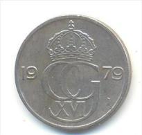 SVEZIA 50 ORE ANNO 1979 - Schweden