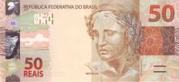 BRAZIL P. 256a 50 R 2010 UNC - Brésil