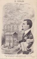 ESPERANTO  TRES JOLIE CARTE   H. HODLER - Esperanto