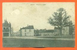 "Dpt  52  Wassy  ""  Place Du 14 Juillet  "" - Wassy"