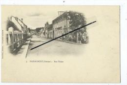 CPA - Flixecourt - Rue Thiers - Flixecourt
