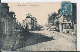 U U 274 / C P A  - CARPIQUET   (14) LA GRANDE RUE - France