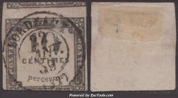 *PROMO* Le 10c Litho à -27€ ! (Y&T N° 1, Cote: 350€ ) - 1859-1955 Oblitérés