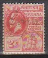 British Guiana, 1913, SG 260, Used (Wmk Mult Crown CA) - British Guiana (...-1966)