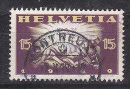 1919 N°145  OBLITERE   CATALOGUE ZUMSTEIN - Svizzera