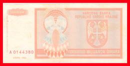 KNIN 1 000 000 0000 DIN 1993 - Croatie