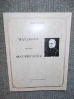 Mayerhof Voorheen Sint-Frederik - Door Jozef Decoo - Histoire
