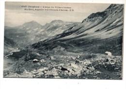 DAUPHINE----05----l'alpe Du Villard--d'aréne-au Fond,aiguille Méridionale D'arves--voir 2 Scans - France