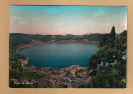 LAGO DI NEMI - PANORAMA ANNI '50 - Other Cities