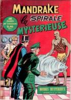 MANDRAKE - Mondes Mystérieux -  N°2 - La Spirale Mystérieuse - Mandrake