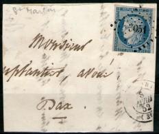 Landes: Pc 3051 Sur N°4 + CàD St ESPRIT Sur Frag. De 1852