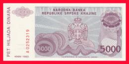 KNIN 5000 DIN 1993 - Croatia