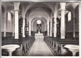 DAMPIERRE SUR SALON 70 - Intérieur De L'Eglise - CPSM Dentelée Noir Et Blanc GF - Haute Saône - Frankreich