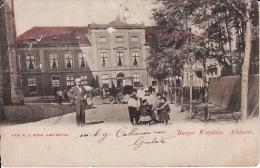 2091  134Alkmaar, Burger Weeshuis 1903 (Diverse Kleine Gebreken ( O.a. Punaise Gaatjes) - Alkmaar