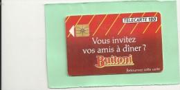 --F297--BUITONI --120U----COTE 6€-- - 1992