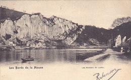 Les Bords De La Meuse - Les Rohers De Lustin (animée, Nels, Précurseur) - Profondeville