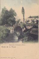 Embouchure Du Burnot à Rivière (colorisée, Précurseur, Nels) - Profondeville