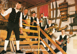 ORIGINAL GRINDE BUEWE  - Autographe / Dedicace - Originalautogramm - Autographes