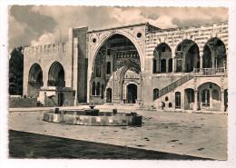 Liban - Lebanon - Palais de Beiteddine - Palace of Beiteddin - 2 scans, timbre - 10 x 15 cm -