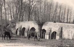 Cpa  61  Mauves-sur-huisne , Pont Catinal Construit Sous Louis 14 - Autres Communes