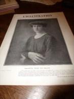 1914  GUERRE MONDIALE :La reine ELISABETH de Belgique; D�fense h�ro�que d'Anvers; Les d�tails des tranch�es allemandes