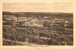 Depts Div- Manche -T812- Surtainville - Vue Generale    -carte Bon Etat - - Autres Communes