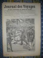 LE JOURNAL DES VOYAGES 278/09/ 1891 SENEGAL CAYOR FAIDHERBE CANADA BAIE DE FUNDY CAMPOBELLO SUISSE SCHWYTZ BERNE LIVRY