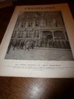 1914  GUERRE MONDIALE :Roi Albert � Furnes;Canadiens de l'arm�e britanique; SERBIE  AUTRICHE; Carol 1er; Sommesous