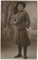 """1930 C.a. """" Militare Italiano - Bersagliere """" Cartolina Postale - Uniformi"""