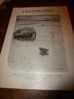 1914  GUERRE MONDIALE : Bataille des FLANDRES ; Ville-en-Woeuvre; Pierre Loti et son fils; La popote dans les tranch�es