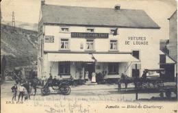 JEMELLE   HOTEL DE CHARLEROY    BELLE ANIMATION  D.V.D. 10588 - Rochefort