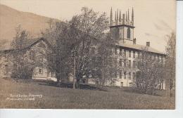 Burr & Burton Seminary - MANCHESTER VERMONT  PRIX FIXE - Etats-Unis