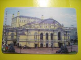 Ukraine. Opera Theatre. 1120 Units.1998 UKRTELECOM Kyiv. - Oekraïne