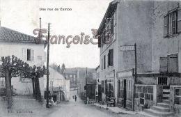 (64) Cambo Les Bains - Une Rue De Cambo -  Excellent état - 2 SCANS - Cambo-les-Bains