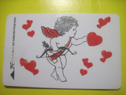 Ukraine. Cupid. Eros. 840 Units. 1998 UKRTELECOM Kyiv - Ukraine