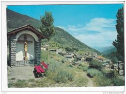 VALLE DEL GRAN S. BERNARDO  -  ETROUBLES  -  Panorama  -  Vue Générale - N°  809 - Italia