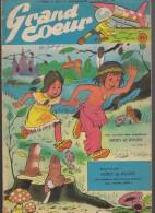 Hebdomadaire * GRAND COEUR * 1959.  n�1.