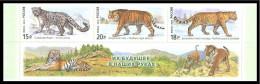 RUSSIA 2014 Stamp MNH (**) VF FAUNA TIGER TIGRE TIGRIS PANTHERA SNOW LEOPARD ANIMAL ANIMAUX ANIMALS MAMMAL MAMMALS CAT - 1992-.... Federation