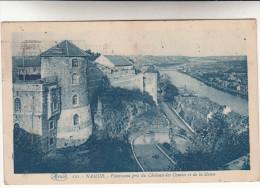 Namur, Panorama Pris Du Château Des Comtes Et De La Meuse (pk14993) - Namur